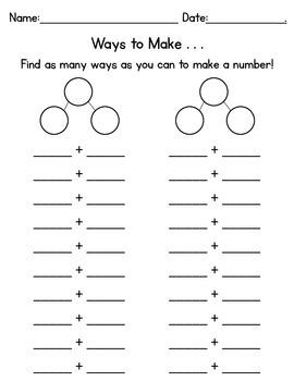 Ways to Make . . .