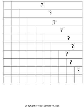 Ways to Make 10 Center