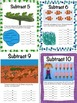 Ways to Make 10!  Add & Subtract Math Centers