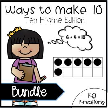 Ways to Make 10 Bundle