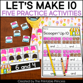 Ways to Make 10 - Composing and Decomposing Numbers