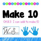 Make 10 Math Strategy