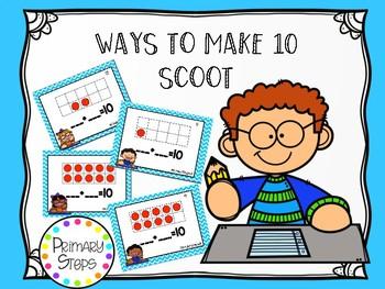 Ways to Make 10 Scoot