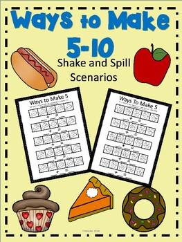Ways to Make 5-10 Shake and Spill Scenarios