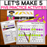 Ways to Make 5 - Composing and Decomposing Numbers