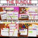 Ways to Make 5 / Ways to Make 10 BUNDLE