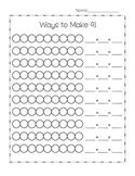 Ways to Make 9