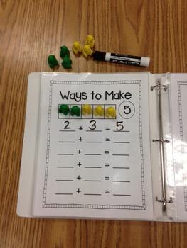 Ways to Make Numbers 1-10 Activities! by Katie Miller | TpT