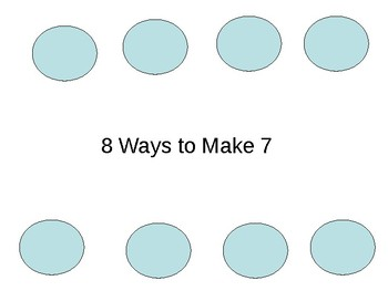 Ways to Make Numbers