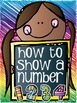 Ways to Make Numbers Poster Pack