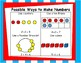 Ways to Make Numbers QR Activity #2-10