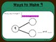 Ways to Make Pairs of 1-10 (Kindergarten K.OA.3)