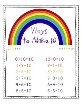 Ways to Make Ten