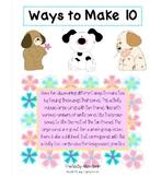 Ways to Make Ten K.OA.4