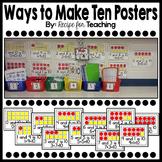 Ways to Make Ten Posters