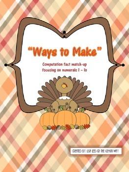 Ways to Make (Turkey)