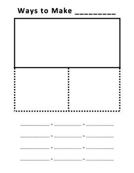 Ways to Make ___ Sheet