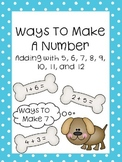 Addition: Ways to Make a Number