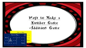 Ways to Make a Number