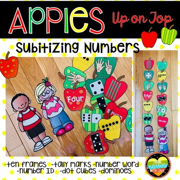 Ways to Make a Number--Apples