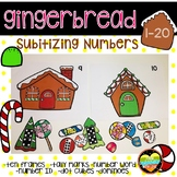 Ways to Make a Number--Gingerbread Houses