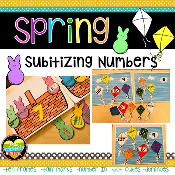 Ways to Make a Number--Spring