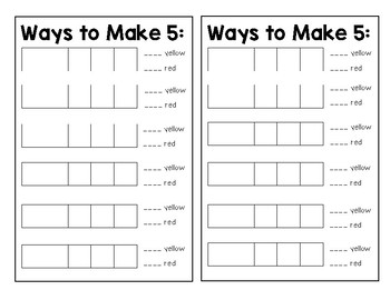 Ways to Make a number (3-10)