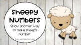 Ways to Make the Same Number With Tens and Ones Digital Math Center {Farm Theme}