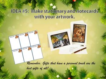 FREE 2 in 1:  How to Preserve Your Child's ARTWORK- PowerPoint & Handout