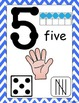 Ways to Represent Numbers 0-10 Posters, Flashcards, Matchi