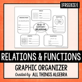 Representing Relations Graphic Organizer