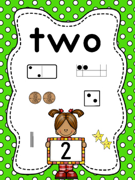 Ways to Show A Number: Posters!