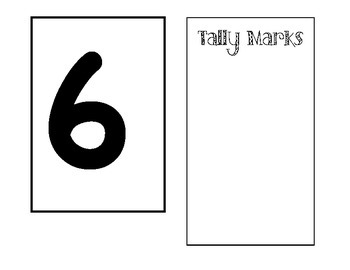 Interactive Numbers Posters 1-10 (Different ways to show numbers)