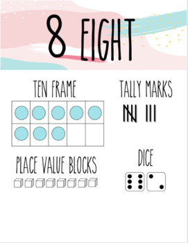 Numbers Posters