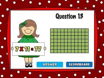 Ways to Write Numbers Teacher vs. Student Game