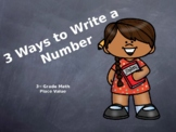 Ways to Write a Number