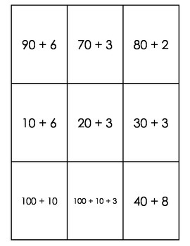 Ways to Write a Number War