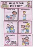 Ways to help the elderly