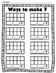 Ways to make a number.