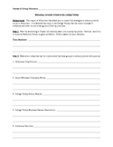 Ways to reduce juvenile crime - juvenile justice worksheet - criminal law