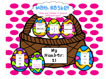 Ways to show a number basket