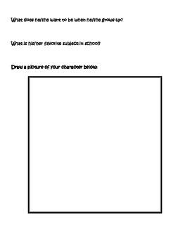 sideways stories from wayside school activities pdf