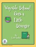 Wayside School Gets a Little Stranger Novel Study CD