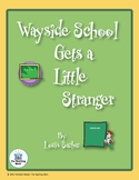 Wayside School Gets a Little Stranger Novel Study CD
