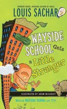 Wayside School Gets a Little Stranger Vocabulary and Comprehension