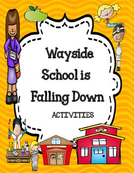 Wayside School is Falling Down - Activities