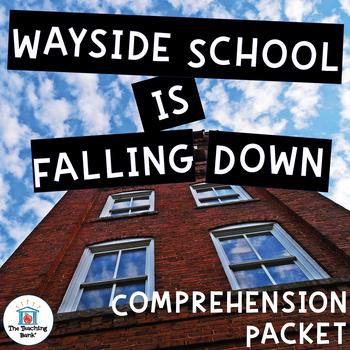 Wayside School is Falling Down Comprehension Packet