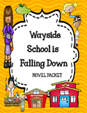 Wayside School is Falling Down - Comprehension & Vocabulary