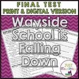 Wayside School is Falling Down Final Test
