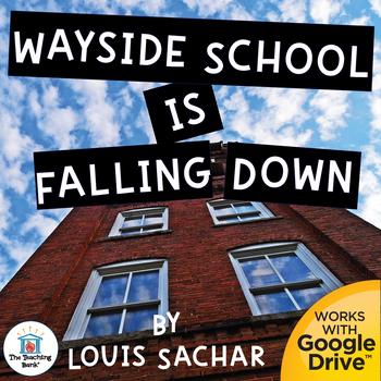 Wayside School Is Falling Down Novel Study Book Unit